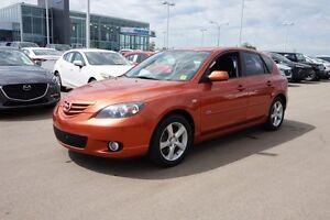 2004 Mazda Mazda3 GS SPORT A/C,