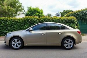 2009 Holden Cruze JG CDX Gold 6 Speed Sports Automatic Sedan Hove Holdfast Bay Preview