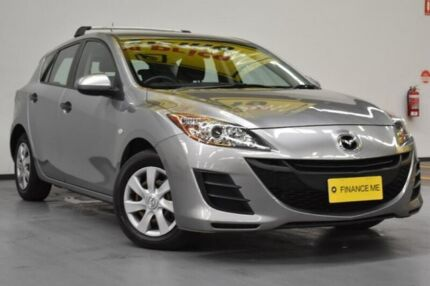 2011 Mazda 3 BL10F1 MY10 Neo Grey 6 Speed Manual Hatchback Brooklyn Brimbank Area Preview