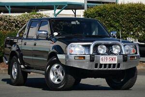2012 Nissan Navara D22 S5 ST-R Black 5 Speed Manual Utility Acacia Ridge Brisbane South West Preview