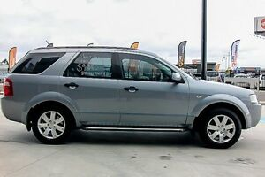 2006 Ford Territory SY Ghia Silver 4 Speed Sports Automatic Wagon Pakenham Cardinia Area Preview