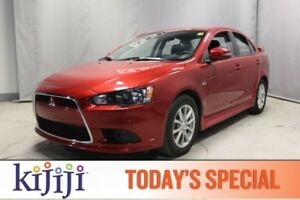 2015 Mitsubishi Lancer AWC SE Heated Seats,  Bluetooth,  A/C,