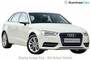 2016 Audi A3 8V MY16 Attraction Sportback S tronic Grey 7 Speed Sports Automatic Dual Clutch Moorooka Brisbane South West Preview