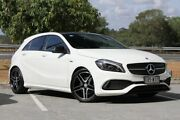 2016 Mercedes-Benz A250 W176 807MY Sport D-CT 4MATIC Calcite White 7 Speed Springwood Logan Area Preview