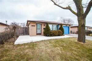 A Detached Well Family Home With 4 Bedroom, 2 Washroom Location!