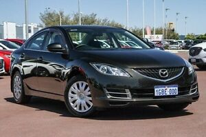 2010 Mazda 6 GH1051 MY09 Classic Black 5 Speed Sports Automatic Sedan East Rockingham Rockingham Area Preview