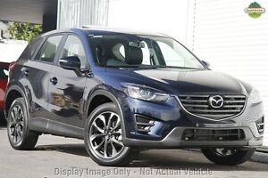 2016 Mazda CX-5 MY17 GT (4x4) Blue Reflex 8 Speed Automatic Wagon Liverpool Liverpool Area Preview