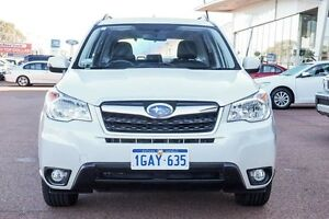 2014 Subaru Forester S4 MY14 2.5I White 6 Speed Constant Variable Wagon Wangara Wanneroo Area Preview