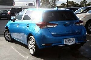 2015 Toyota Corolla ZRE182R Ascent Sport Blue 6 Speed Manual Hatchback Seaford Frankston Area Preview
