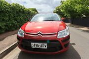 2009 Citroen C4 Red 4 Speed Automatic Hatchback Hove Holdfast Bay Preview