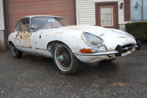 Jaguar E-type, XKE or other British sports cars