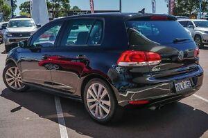 2009 Volkswagen Golf VI 118TSI Comfortline Black 6 Speed Manual Hatchback Wilson Canning Area Preview