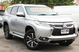2015 Mitsubishi Pajero Sport QE MY16 GLX Silver 8 Speed Sports Automatic Wagon Hillcrest Port Adelaide Area Preview