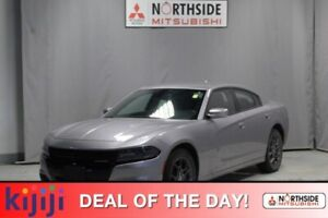 2018 Dodge Charger AWD GT Heated Seats,  Sunroof,  Back-up Cam,