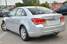 2013 Holden Cruze JH Series II MY13 CD Silver 6 Speed Sports Automatic Sedan Bayswater Bayswater Area Preview