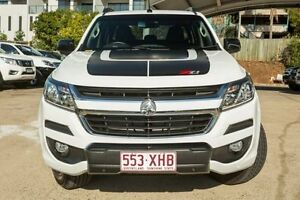 2016 Holden Colorado RG MY17 Z71 Pickup Crew Cab White 6 Speed Sports Automatic Utility Mount Gravatt Brisbane South East Preview