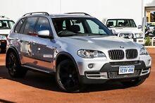2009 BMW X5 E70 MY09 xDrive30d Steptronic Grey 6 Speed Sports Automatic Wagon East Rockingham Rockingham Area Preview