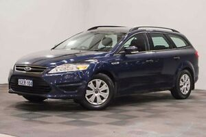2011 Ford Mondeo MC LX PwrShift TDCi Blue 6 Speed Sports Automatic Dual Clutch Wagon Edgewater Joondalup Area Preview