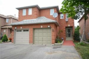 Welcome To This Beautiful 3 Br, 3 Bath, Semi Detached Home