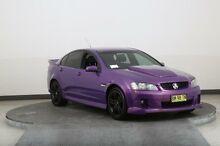 2007 Holden Commodore VE SV6 Purple 6 Speed Manual Sedan Smithfield Parramatta Area Preview