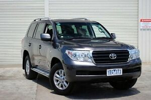 2010 Toyota Landcruiser VDJ200R MY10 60th Anniversary Grey 6 Speed Sports Automatic Wagon Seaford Frankston Area Preview