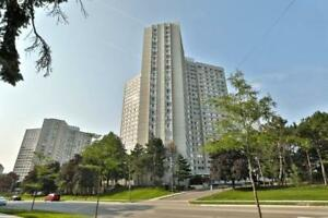 Huge Condo Unit For Sale!!! 2+1Br Condo, 2 Parking Spots, Locker