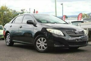 2009 Toyota Corolla ZRE152R Ascent Black 4 Speed Automatic Sedan Moorooka Brisbane South West Preview