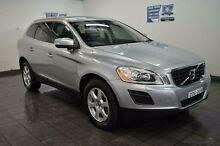 2012 Volvo XC60 DZ D5 Silver Sports Automatic Wagon Lansvale Liverpool Area Preview