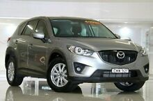 2013 Mazda CX-5 KE1021 Maxx SKYACTIV-Drive AWD Sport Grey 6 Speed Sports Automatic Wagon Waitara Hornsby Area Preview