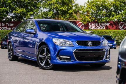 2017 Holden Commodore VF II MY17 SV6 Blue 6 Speed Sports Automatic Sedan Mount Gravatt Brisbane South East Preview