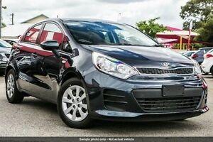 2015 Kia Rio UB MY16 S Blue 4 Speed Sports Automatic Hatchback Launceston Launceston Area Preview