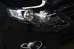 2013 Ford Falcon FG MkII XR6 Turbo Black 6 Speed Sports Automatic Sedan