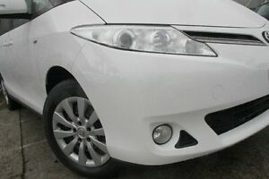 2013 Toyota Tarago ACR50R MY13 GLi White 7 Speed CVT Auto Sequential Wagon Mosman Mosman Area Preview