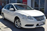 2016 Nissan Pulsar B17 Series 2 ST Silver 1 Speed Constant Variable Sedan Hoppers Crossing Wyndham Area Preview
