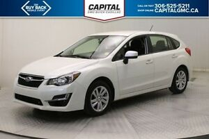 2016 Subaru Impreza 2.0i with Touring Pkg HB *Back Up Camera*