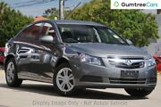 2010 Holden Cruze JG CD Grey 6 Speed Sports Automatic Sedan Liverpool Liverpool Area Preview