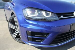 2014 Volkswagen Golf AU MY14 R Blue 6 Speed Direct Shift Hatchback