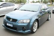 2008 Holden Commodore VE MY09 SV6 Blue 5 Speed Sports Automatic Sedan West Footscray Maribyrnong Area Preview