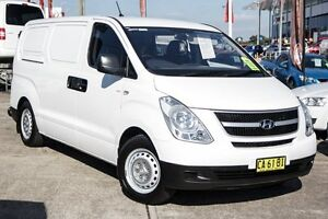 2014 Hyundai iLOAD TQ2-V MY14 Crew Cab White 5 Speed Automatic Van Blacktown Blacktown Area Preview