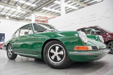 1966 Porsche 912 Green 4 Speed Manual Coupe Port Melbourne Port Phillip Preview