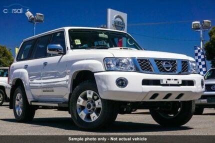 2015 Nissan Patrol Y61 GU 9 ST White 4 Speed Automatic Wagon Cleveland Redland Area Preview