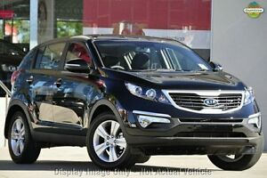 2011 Kia Sportage SL SI Black 6 Speed Sports Automatic Wagon Upper Ferntree Gully Knox Area Preview