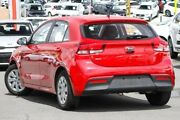 2017 Kia Rio YB MY17 S Red 4 Speed Sports Automatic Hatchback Mount Gravatt Brisbane South East Preview