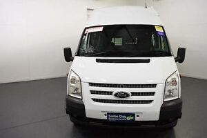 2013 Ford Transit VM MY13 460 High Roof White Manual Van Moorabbin Kingston Area Preview