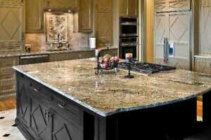 GRANITE & QUARTZ - PARAGON KITCHENS