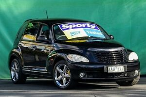 2006 Chrysler PT Cruiser PG MY2006 Route 66 Black 4 Speed Automatic Wagon Ringwood East Maroondah Area Preview