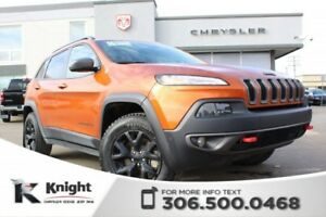 2016 Jeep Cherokee Trailhawk - Adaptive Cruise - Cross Path/Blin