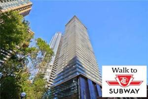 Luxury Toronto Rentals! Gorgeous Suite for Lease at Bloor/Yonge!