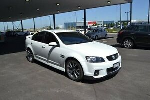 2012 Holden Commodore VE Series II SS White Sports Automatic Strathmore Heights Moonee Valley Preview