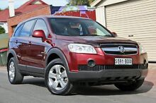 2010 Holden Captiva CG MY10 SX AWD Red 5 Speed Sports Automatic Wagon Glenelg Holdfast Bay Preview